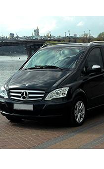 Минивэн такси Анапа - Севастополь